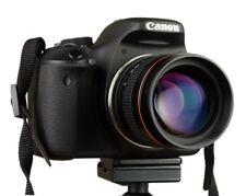Caiven Nikon Objektiv 85mm F1.8 für DSLR Teleobjektiv, Porträt, D850, D5300 D750