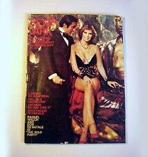 After Dark Magazine Raquel Welch Don De Natale Nov 1974 Fellini's Amarcord