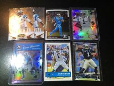 8 Card 2014 2015 2016 Cam Newton Lot Holo Refractor #d Panthers