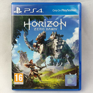Horizon Zero Dawn (PS4) PlayStation 4 Mint Condition