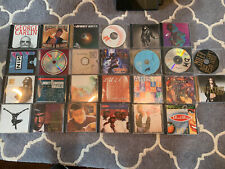 New ListingLot Of 26 Rock/R&B/Pop/comedy Cds Bush, Depeche, Train, Collins Titles In Pic