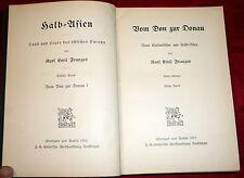 Vom Don zur Donau by Franzos. 1912 Judaica.  Eastern Europe Shtetl Life.  German