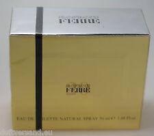 Gianfranco Ferre 20  - 50 ml Eau de Toilette EDT Spray Neu / Folie