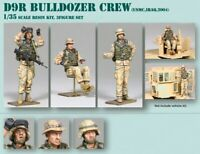 1/35 Resin USMC Soldiers 3 Set unpainted unassembled QJ107