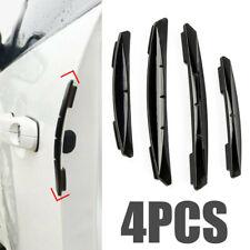 4PCS Car Door Edge Guards Trim Molding Anti-Scratch Strip Protector Collision