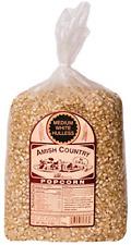 Amish Country Popcorn - Medium White (6 Pound Bag) Popcorn Kernels with Recip...