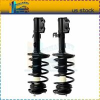 For 2003-2008 Toyota Corolla Front 2pcs Complete Struts Shock w/Spring Assembly