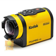NEW BOXED KODAK PIXPRO SP1 ACTION CAMERA CAMCORDERS EXTREME PACK
