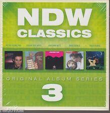 NDW Classics 3 / Peter Schilling, Foyer des Arts, Paso Doble, u.a. (5 CDs,NEU!)