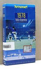 1978 ITALIA-ARGENTINA [vhs, tuttosport, logos tv, videorai]