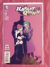 DC The New 52 HARLEY QUINN #17 NM Joker 75th Risso VARIANT Suicide Squad