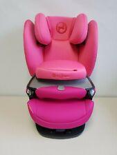 Cybex Gold 2-in-1 Pallas S-Fix Gr.1/2/3 9-36 kg Passion Pink-purple CA0171 GSG