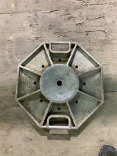 """crane outrigger pads aluminum 22"""""""