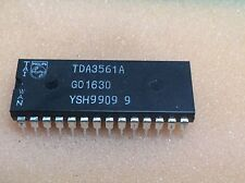 1 pc. TDA3561A  Philips  PAL_Decoder  DIP28  NOS