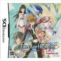Used DS Tales of Hearts (Anime Movie Edition) Japan Import