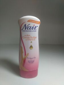 Nair Hair Remover Lotion with Rich Cocoa Butter and Vitamin E 9 oz NEW