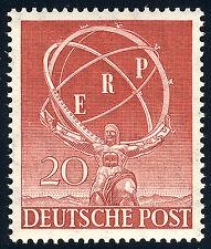 BERLIN 1950, MiNr. 71, postfrisches Kabinettstück, Mi. 100,-