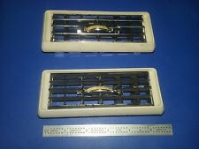 Cessna 172 & OTHERS UPPER CABIN AIR OUTLET  LOUVERS  2EA PN 100-2M