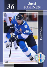 World Cup 2016. Finland. Jussi Jokinen xx/18 Florida Panthers