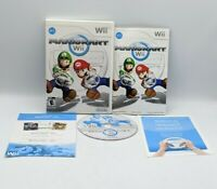 Mario Kart Wii (Nintendo Wii, 2008) CIB Complete & Tested