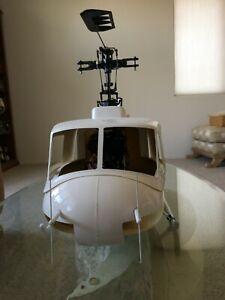 Hirobo UH-1B Nitro Huey 30-size Scale Kit - Very Rare!