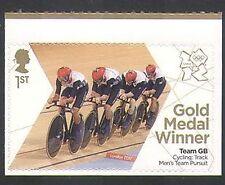 GB 2012 Olimpiadas/Deportes/ganadores de medalla de oro/Hombre Pursuit/Ciclismo 1v S/a (n35459)