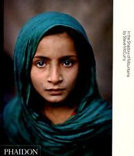 STEVE MCCURRY: In the Shadow of Mountains SIGNED!