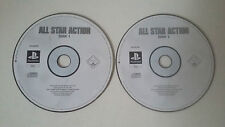 ALL STAR ACTION - SONY PLAYSTATION - JEU PS1 PSX PS2 GERMAN DEUTSCH VERSION