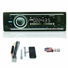 Blaupunkt WYOMING 100BT Digital Sound 1-Din Bluetooth Receiver SD/FM/MP3/USB/AUX