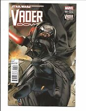 STAR WARS: VADER DOWN # 1 (MANN CONNECTING VARIANT, JAN 2016) NM NEW
