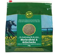 Nösenberger Mariendistel & Artischocke 10kg 8,27€/kg Leber Organe Pferd