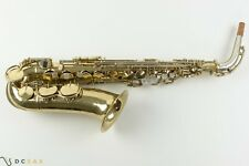 1942 266,xxx King Zephyr Special Alto Saxophone, Just Serviced, Video