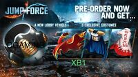 Jump Force PreOrder Bonus DLC (XB1)