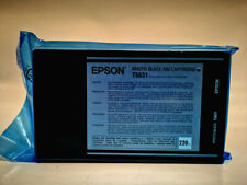 1x Orig. Epson T5631 Photo Black f. Stylus Pro 7800 9800 220ml. | C13T653500 NEU
