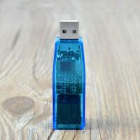 USB 2.0 to LAN RJ45 Ethernet 10/100Mbps Network Card Adapter for PC