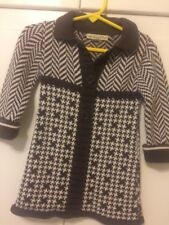 Eagles Eye 12 Mos. Sweater Dress Button Up Toddler