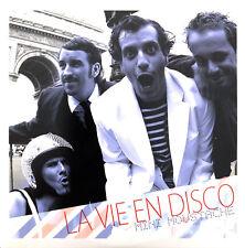Mini Moustache CD La Vie En Disco - Promo - France (EX/M)
