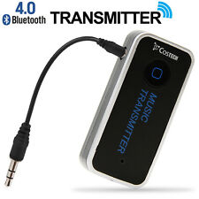 Mini Wireless Bluetooth Audio Transmitter For TV/DVD/MP3/MP4 With 3.5mm Jack