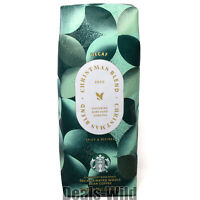 2020 Starbucks Christmas Blend Decaf Dark Roast Whole Beans 1lb Best By 4/22/21