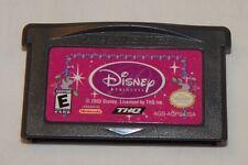 Nintendo Game Boy Advance Disney Princess video game FREE SHIPPING