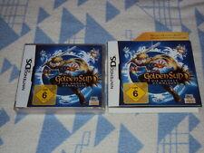 Golden Sun: Die dunkle Dämmerung (Nintendo DS, 2010) NEU OVP
