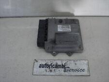 FIAT PUNTO 1.3 D 5M 51KW (2008) RICAMBIO CENTRALINA MOTORE INIEZIONE ECU 5519581