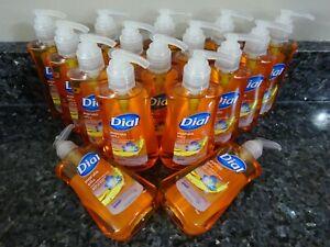 16 Dial MARULA OIL Moisturizing Liquid Pump Hand Soap Soaps 7.5 FL oz. Bottle