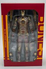 Hot Toys Iron Man Bones 41 XLI 1/6th Collectible Figure MMS412 Retro Armor Ver