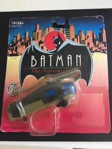 Batman The Animated Series Gotham City Police Helicopter
