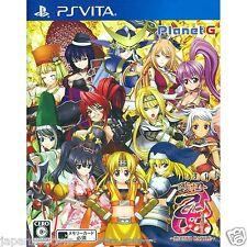 Sengoku Otome Legend Battle PS Vita PLAYSTATION SONY JAPANESE NEW JAPANZON