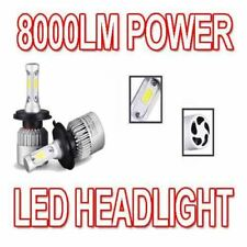 H4 100W LED COB LAMPADINE FARO ANTERIORE COPPIA 8000 LUMEN CANBUS CITROEN XSARA