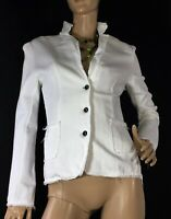 PAKO LITTO SIZE L DISTRESS STYLE JACKET MADE IN ITALY