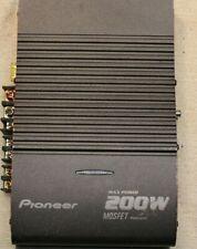 Phoenix Z150.2 2 CANALES COCHE AUDIO Gold Amplificador 2x75w RMS//2x150w Max