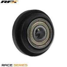 For KTM EXC 200 2T 2001 RFX Race Black Chain Roller 34mm